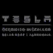 Tesla Certified Installer Badge