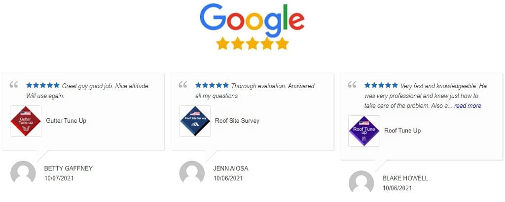 Customer reviews for American Home Contractors
